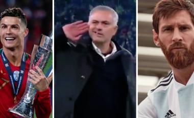 Mourinho: Ronaldo do ta fitonte Kupën e Amerikës para Messit