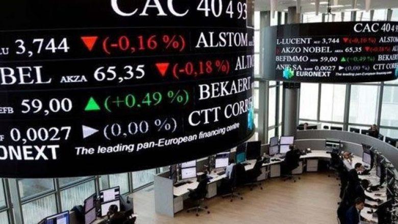 Bursat evropiane pësojnë rënie për shkak të tensioneve në industrinë e naftës