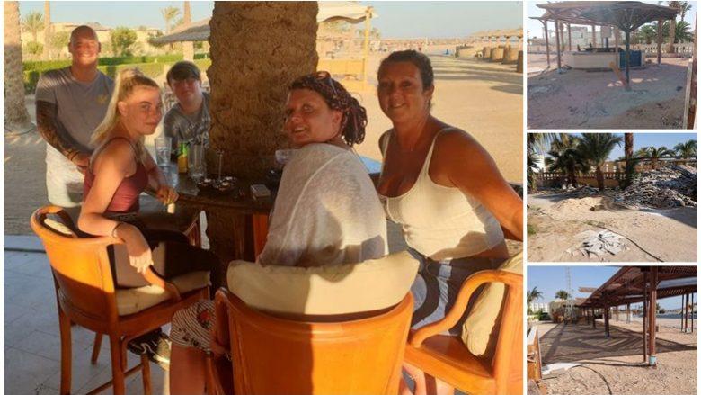 """Rezervuan """"hotelin si parajsë"""" në Egjipt, gjetën një grumbull gërmadhash - turistët britanikë rrëfejnë mashtrimin që iu ishte bërë"""