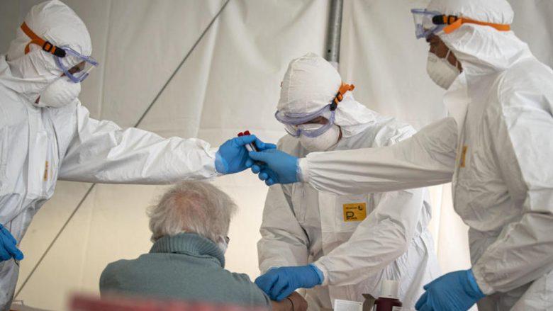 Në Itali ka filluar të bie numri i personave që janë në gjendje të rëndë shëndetësore dhe atyre të vdekur nga COVID-19