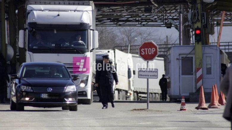 Ahmeti: Serbia po i mban të bllokuar në kufi kamionët nga Kosova
