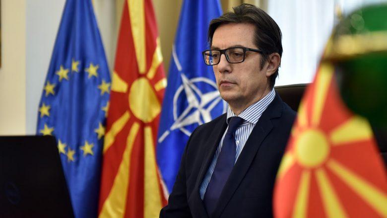 Presidenti Stevo Pendarovski sot mbledh Këshillin e Sigurisë