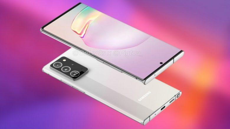 Videoja rreth Galaxy Note 20 5G, Note 20 Ultra 5G zbulon të gjitha detajet e pajisjeve