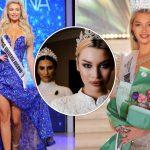 """Blerta Veseli – kush është vajza që rrëmbeu kurorën në """"Miss Universe Kosovo 2020"""""""