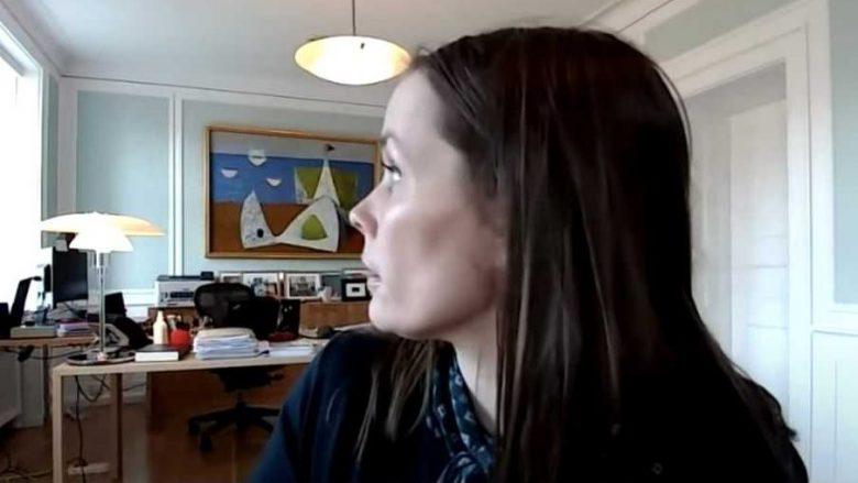 Ishte Live në një intervistë, reagimi i kryeministres kur Islanda u godit nga një tërmet