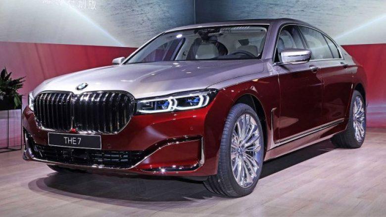 BMW si Maybach: Mbërrin Seria 7 me dy ngjyra luksoze