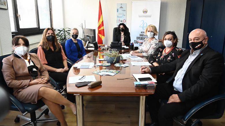 Shënohet Dita Evropiane për Luftimin e Trafikimit të Qenieve Njerëzore në Maqedoninë e Veriut