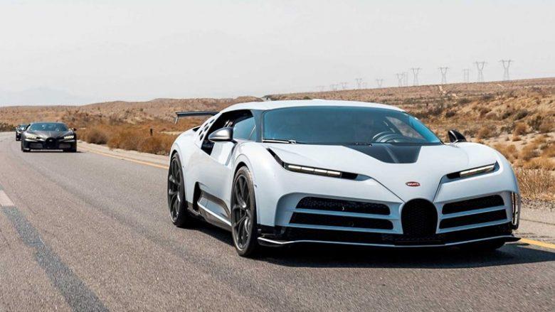 Bugatti Centodieci gati për prodhim serik, nga shiriti do të dalin vetëm nëntë – secili kushton tetë milionë euro